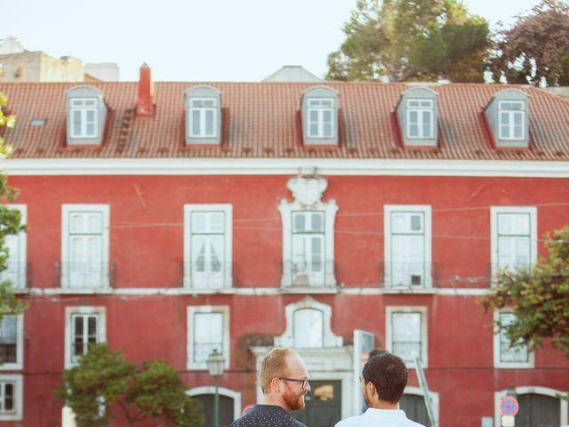 O casamento de Nuno e Mark em Sintra, Sintra 18