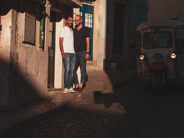 O casamento de Nuno e Mark em Sintra, Sintra 21