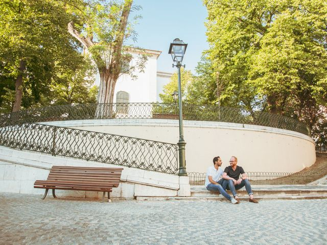 O casamento de Nuno e Mark em Sintra, Sintra 26