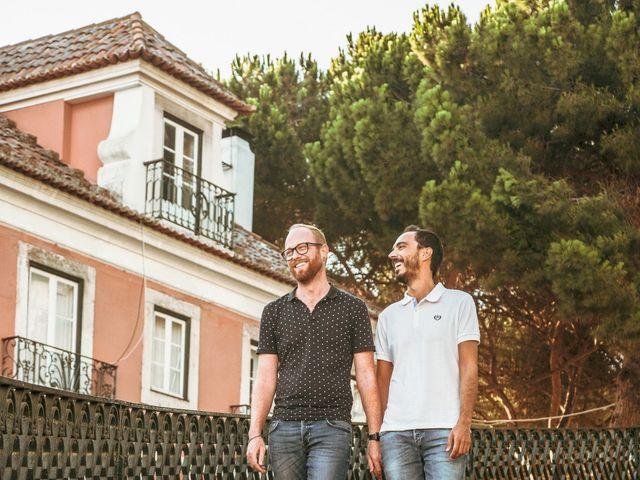 O casamento de Nuno e Mark em Sintra, Sintra 34