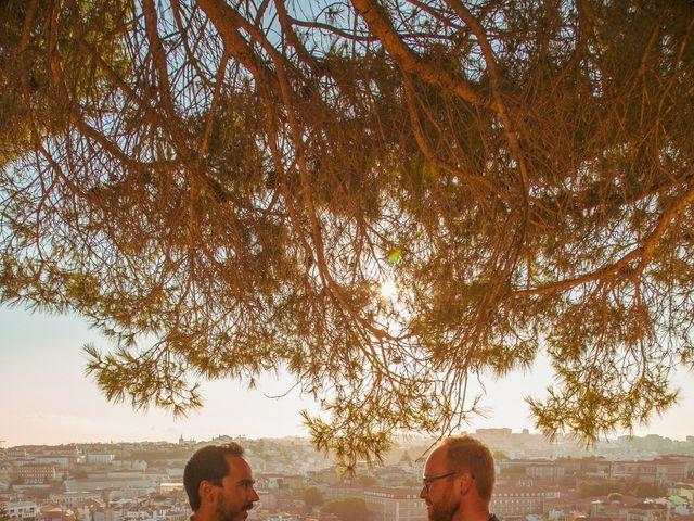 O casamento de Nuno e Mark em Sintra, Sintra 38