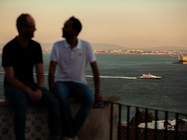 O casamento de Nuno e Mark em Sintra, Sintra 49