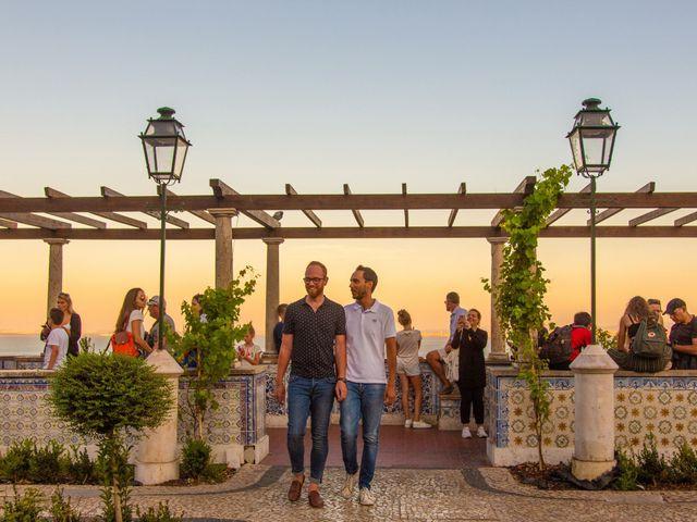O casamento de Nuno e Mark em Sintra, Sintra 52