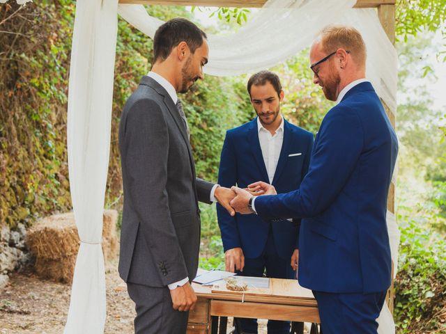 O casamento de Nuno e Mark em Sintra, Sintra 136