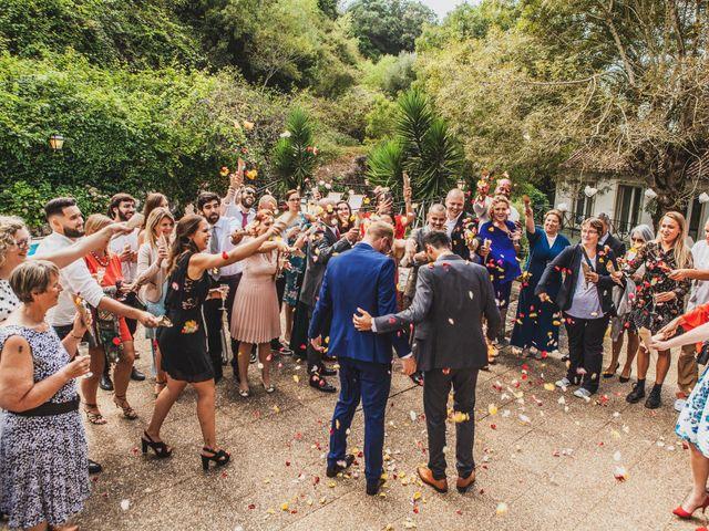 O casamento de Nuno e Mark em Sintra, Sintra 147