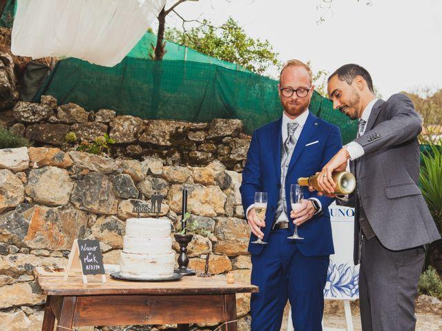 O casamento de Nuno e Mark em Sintra, Sintra 149