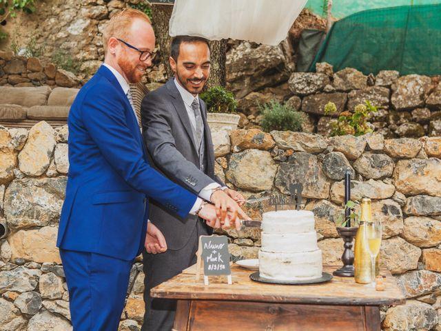 O casamento de Nuno e Mark em Sintra, Sintra 150