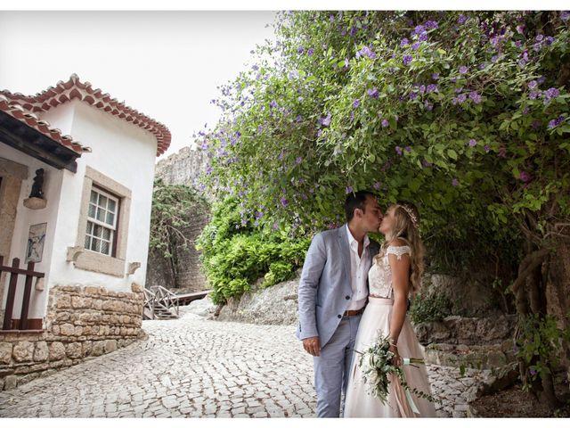 O casamento de Mário e Carla em Óbidos, Óbidos 19