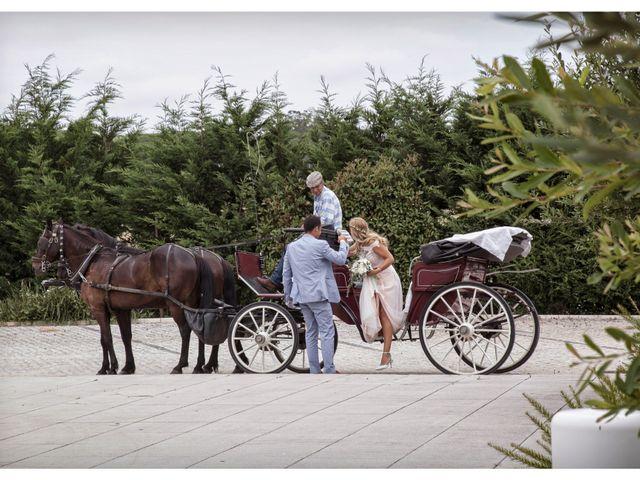 O casamento de Mário e Carla em Óbidos, Óbidos 20