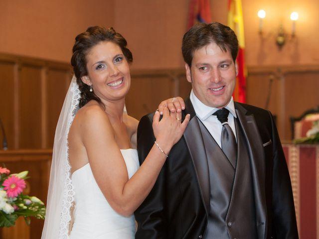 O casamento de Leandro e Bea em Vilar Formoso, Almeida 7