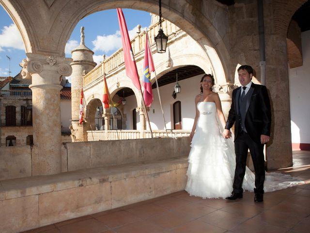 O casamento de Leandro e Bea em Vilar Formoso, Almeida 20