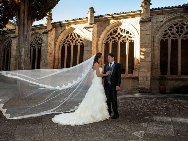 O casamento de Leandro e Bea em Vilar Formoso, Almeida 2