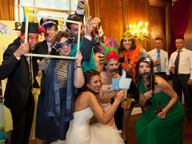 O casamento de Leandro e Bea em Vilar Formoso, Almeida 38