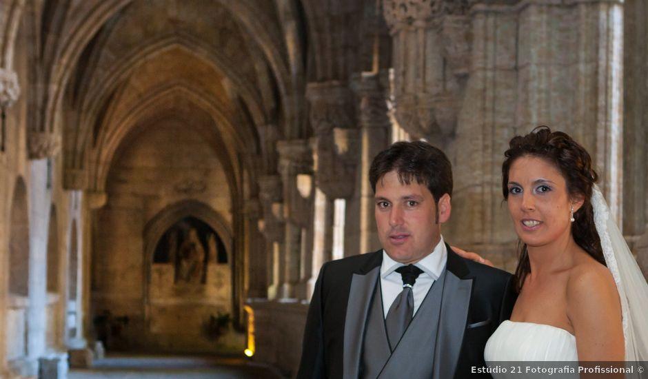 O casamento de Leandro e Bea em Vilar Formoso, Almeida