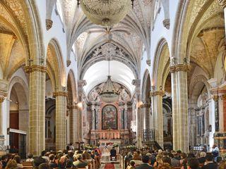 O casamento de Claudia e Francisco 1