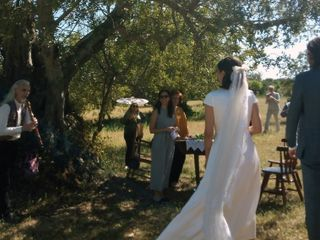 O casamento de Maria e Marcus 1