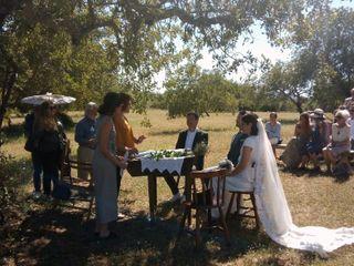 O casamento de Maria e Marcus 2
