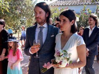 O casamento de Maria e Marcus
