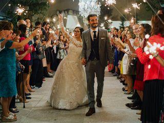 O casamento de Ivone e Luís