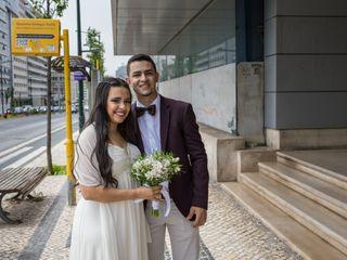 O casamento de Eduarda e Eliomar 2