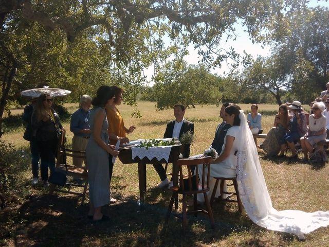 O casamento de Marcus e Maria em Tavira, Tavira 2