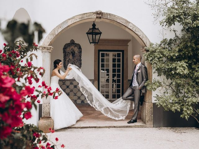 O casamento de André e Rita em Alenquer, Alenquer 17