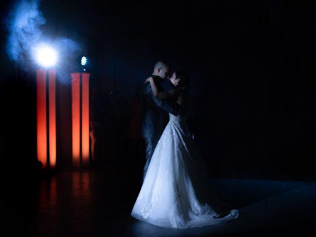 O casamento de Rita e André