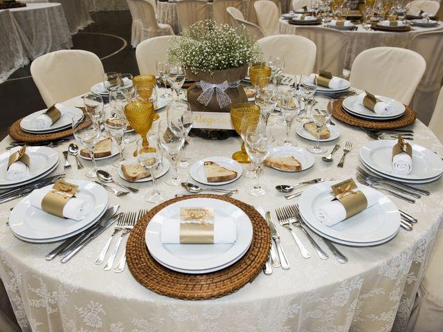 O casamento de David e Nadine em São Teotónio, Odemira 9