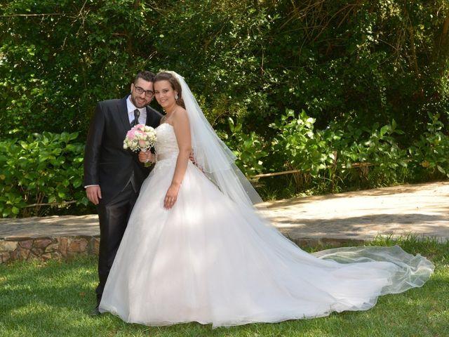O casamento de David e Nadine em São Teotónio, Odemira 1