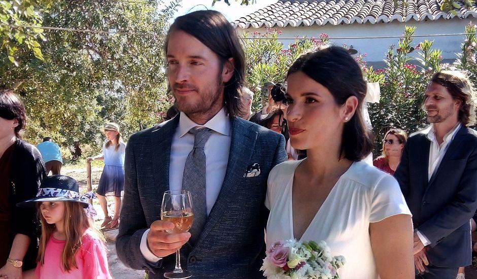 O casamento de Marcus e Maria em Tavira, Tavira