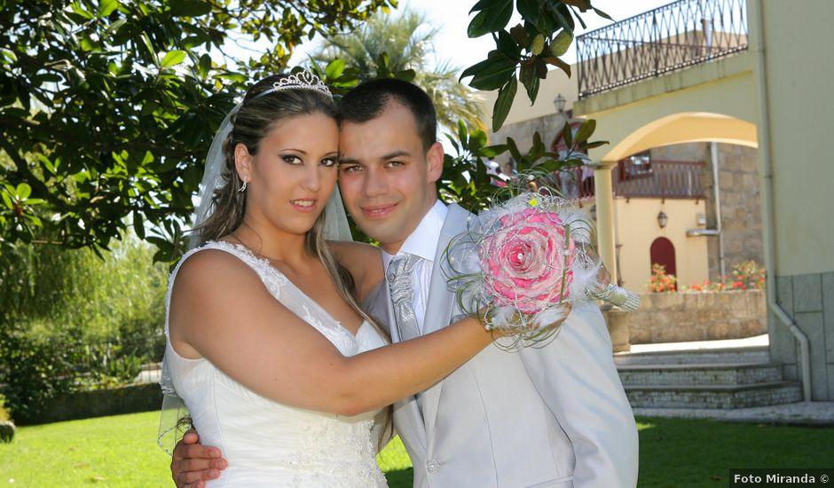 O casamento de Andre e Soraia em São Mamede de Infesta, Matosinhos
