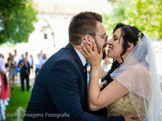 O casamento de Carina e Daniel