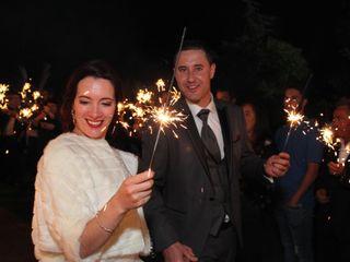 O casamento de Leidy e Hugo