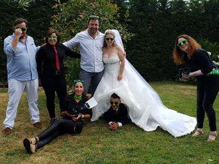 O casamento de Cláudia e Marino 2