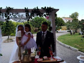 O casamento de Cláudia e Marino 3
