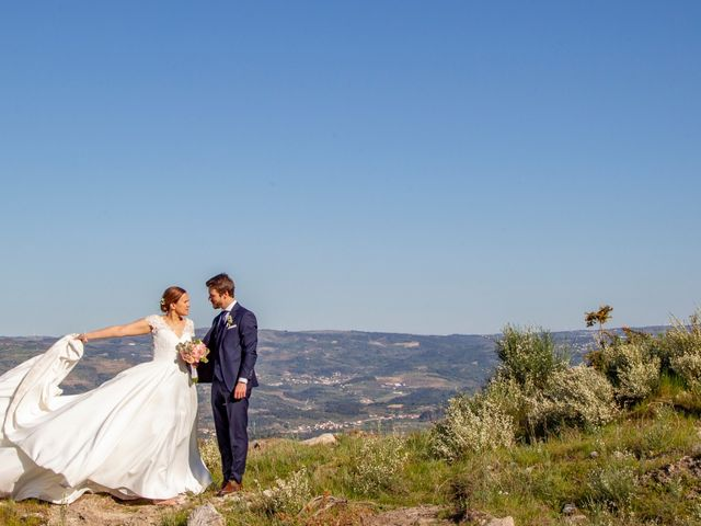 O casamento de Carolina e Cristiano