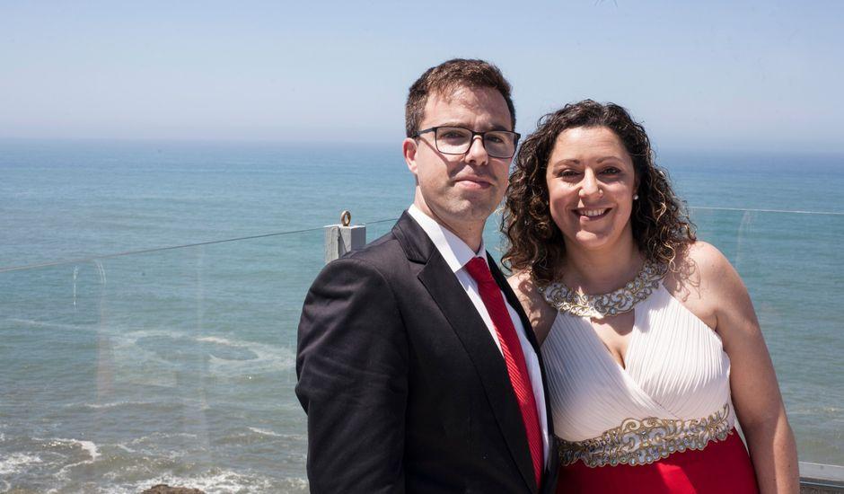 O casamento de Ricardo e Cláudia em São Pedro de Muel, Marinha Grande