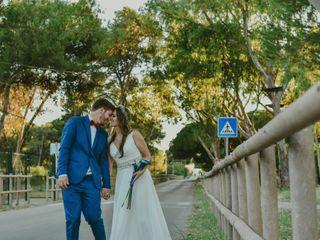 O casamento de Miriam e Nurio