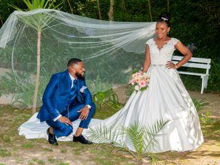 O casamento de Salim e Jesimaira 3