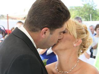 O casamento de Rebecca e Jorge