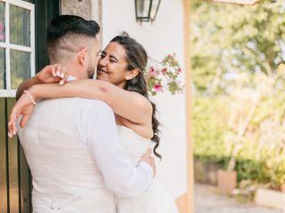O casamento de Miguel e Cíntia