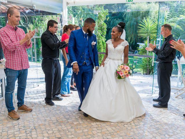 O casamento de Jesimaira e Salim em Almargem do Bispo, Sintra 6