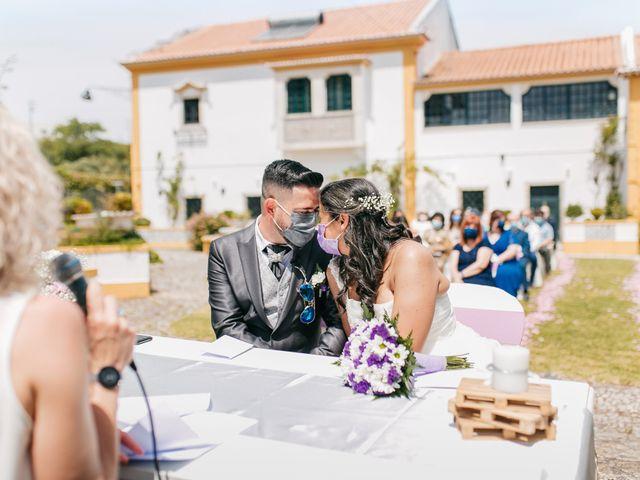 O casamento de Cíntia e Miguel em Mem Martins, Sintra 35