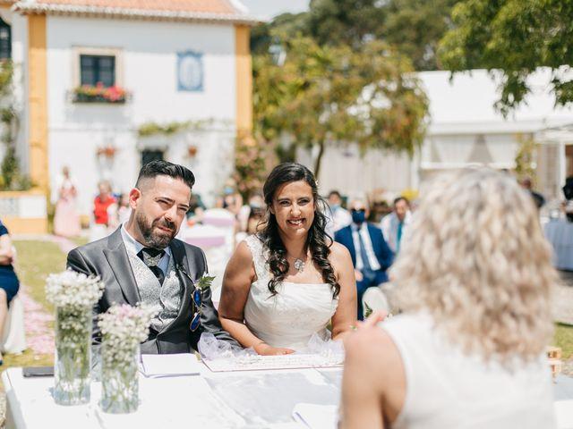 O casamento de Cíntia e Miguel em Mem Martins, Sintra 36