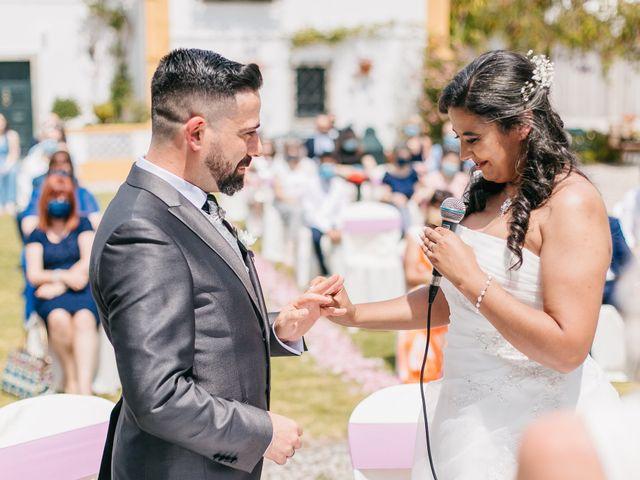 O casamento de Cíntia e Miguel em Mem Martins, Sintra 39