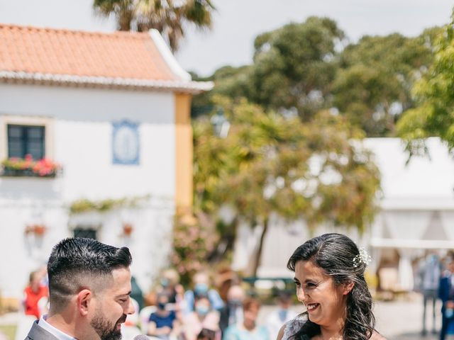 O casamento de Cíntia e Miguel em Mem Martins, Sintra 40