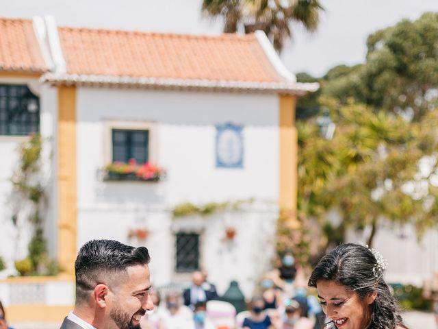 O casamento de Cíntia e Miguel em Mem Martins, Sintra 42
