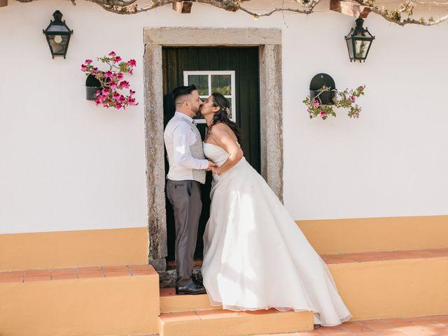 O casamento de Cíntia e Miguel em Mem Martins, Sintra 69