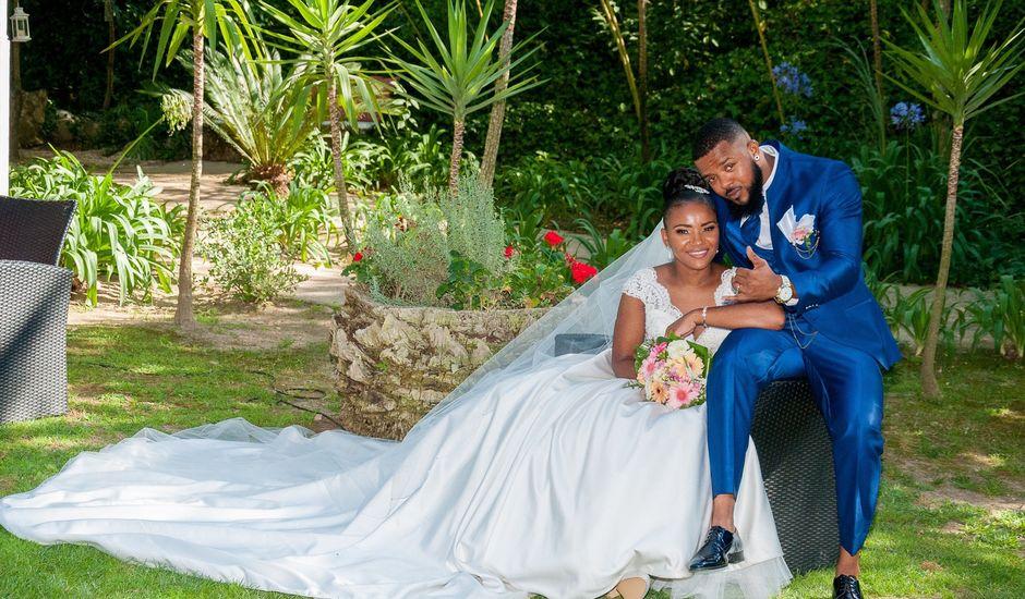 O casamento de Jesimaira e Salim em Almargem do Bispo, Sintra
