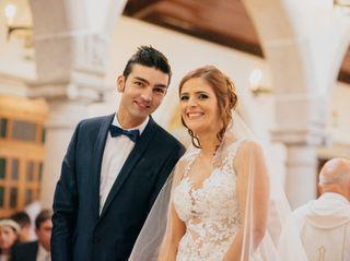 O casamento de Rita e Mário